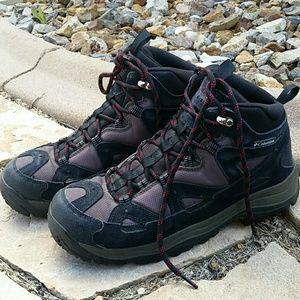 Columbia men's hiking coremic ridge 2 shoes